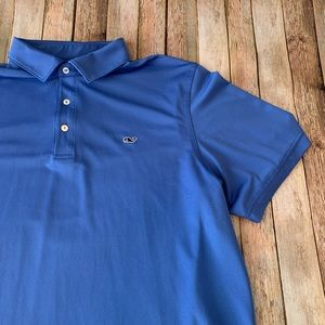 Vineyard Vines Men's performance polo shirt